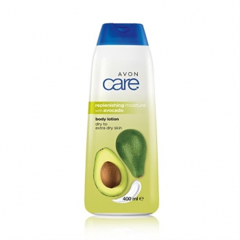 AVON Care Replenishing Moisture mit Avocado Leichte Körperlotion