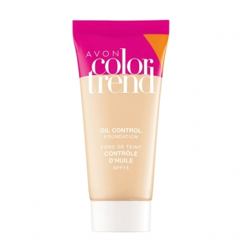 AVON Color Trend MAKE ME MATTE Mattierende Foundation