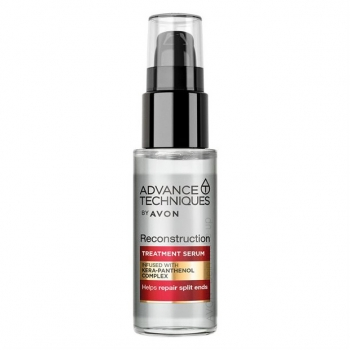 "AVON Advance Techniques RECONSTRUCTION Aufbau-Serum mit ""Kera-Panthenol""-Komplex"