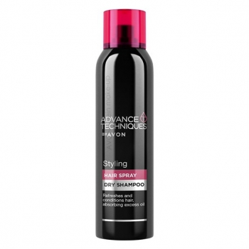 AVON Advance Techniques STYLING Trockenshampoo