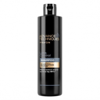 AVON Advance Techniques LOSS CONTROL Shampoo /400
