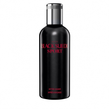 AVON Black Suede SPORT Aftershave