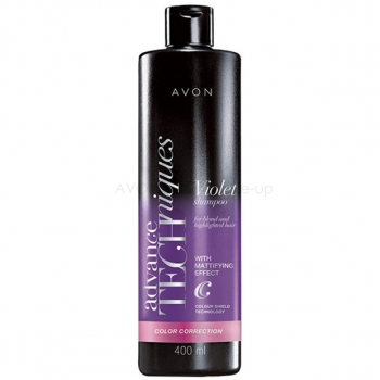 AVON Advance Techniques PRO COLOUR Shampoo für blondiertes Haar /400
