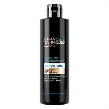 AVON Advance Techniques ABSOLUTE NOURISHMENT Pflegespülung mit Argan- & Kokosöl