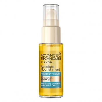 AVON Advance Techniques ABSOLUTE NOURISHMENT Pflege-Serum mit Argan- & Kokosöl