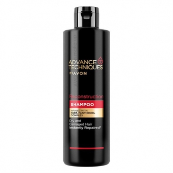 "AVON Advance Techniques RECONSTRUCTION Reparierendes Shampoo mit ""Kera-Panthenol""-Komplex /400"