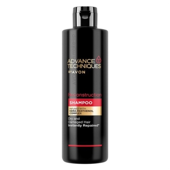 "AVON Advance Techniques RECONSTRUCTION Reparierendes Shampoo mit ""Kera-Panthenol""-Komplex /250ml"
