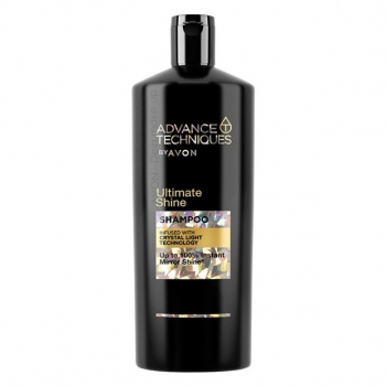 "AVON Advance Techniques ULTIMATE SHINE 2-in-1 Shampoo & Spülung für mehr Glanz mit der ""Crystal Light""-Technologie /700"