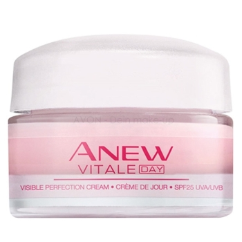 AVON ANEW VITALE VISIBLE PERFECTION Tagescreme LSF 25 UVA/UVB Probiergröße