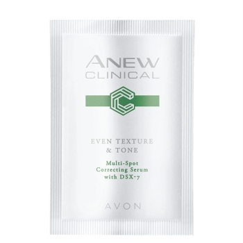 AVON ANEW Clinical Even Texture & Tone Serum für einen ebenmäßigen Teint /Probe