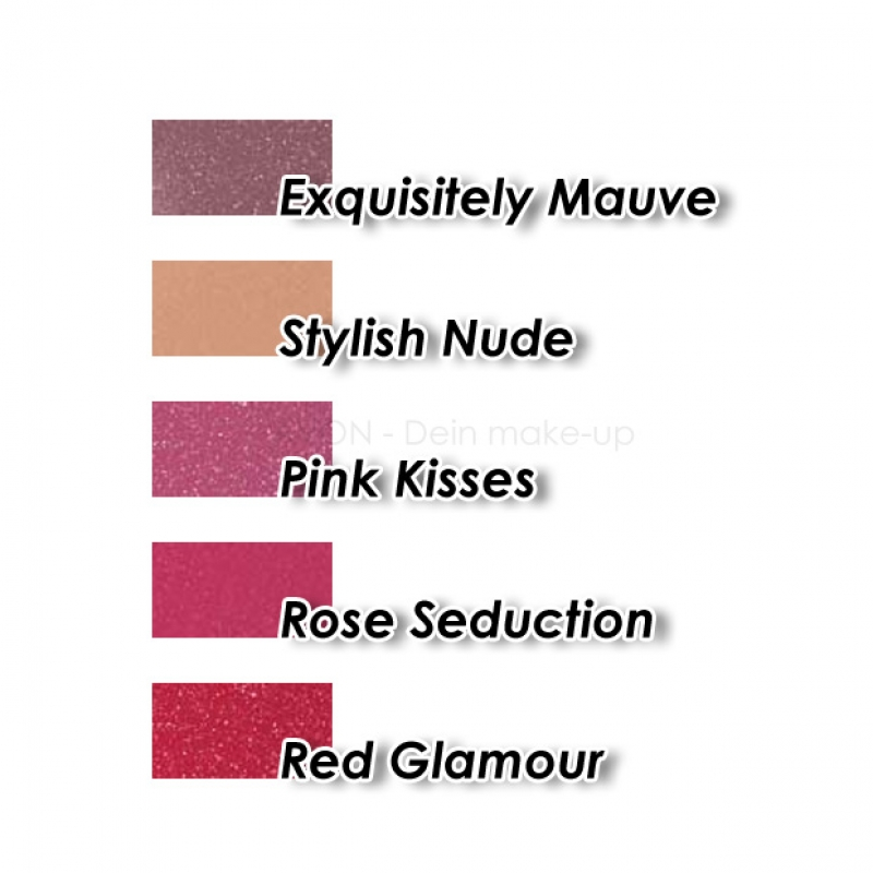 AVON LUXE COUTURE Creme-Lipgloss (Sommeredition) Farbe STYLISH NUDE